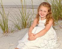 Fun affordable beach portrait photography by the Sand Hippie a local photographer in Destin Florida