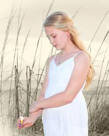 Fun affordable family beach portrait's by the Sand Hippie, a local Destin Florida beach photographer